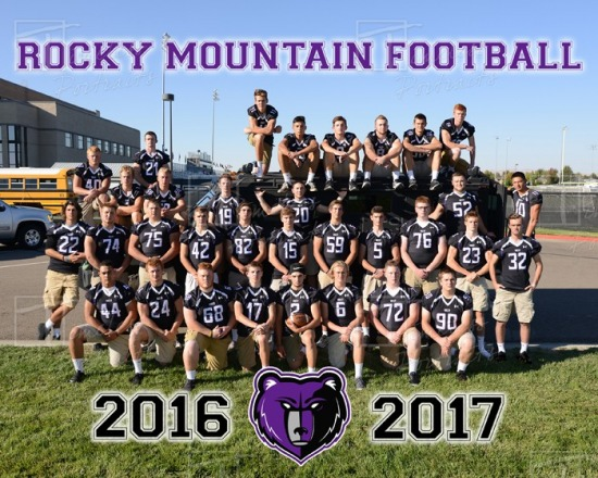 Rocky Mountain Sr Football